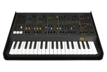 ARP Odyssey Limited Edition Grey Gold Rev 2