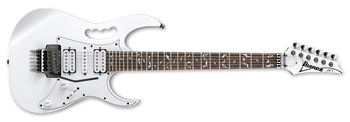 Ibanez Steve Vai JEM Junior Electric Guitar White