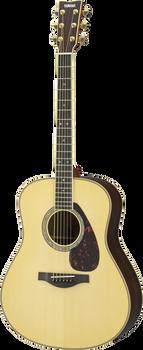 Yamaha LL16 ARE Acoustic/Electric Guitar Natural