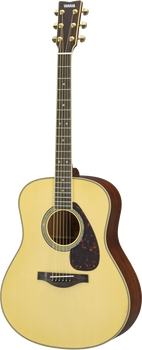 Yamaha LL16M ARE Acoustic/Electric Guitar Natural