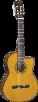 Yamaha CGX122MSC Classical/Electric Guitar