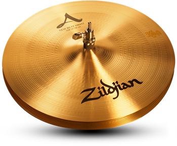 "Zildjian 14"" A Zildjian New Beat Hi-Hats"