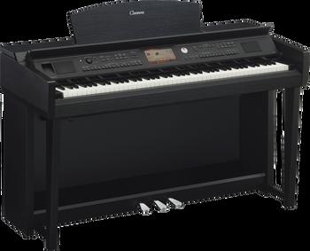 Yamaha CVP705 B Black Walnut Clavinova Digital Piano