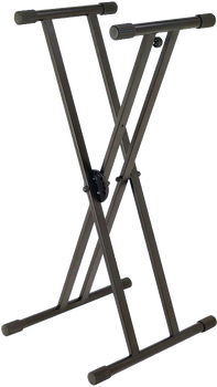 On Stage KS7591 Double-X Keyboard Stand