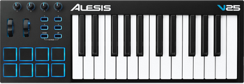 Alesis V25 25-Key USB MIDI Keyboard