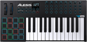 Alesis VI25 25-Key USB MIDI Keyboard