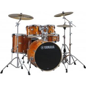 Yamaha Stage Custom Birch Drum Kit (Fusion) + HW780