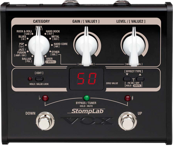 Vox Stomplab IG Multi-Effects Floor Processor
