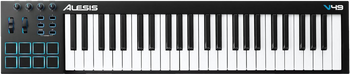 Alesis V49 49-Key USB MIDI Keyboard
