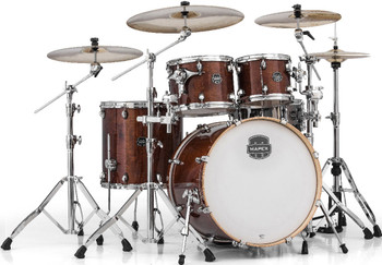 Mapex AR529S Armory Rock Shell Pack 5-Piece Trans Walnut