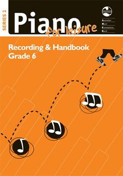 AMEB Piano for Leisure Series 2 Recording & Handbook - Grade 6