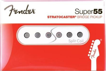 Fender Super 55 Stratocaster Split Coil Bridge Pickup