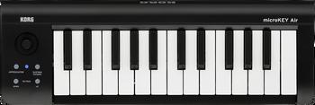 Korg microKey Air 25-Key Bluetooth MIDI Controller