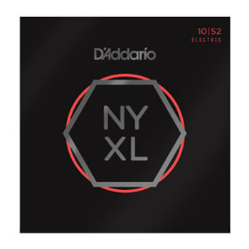 D'Addario Electric Strings NYXL 10-52