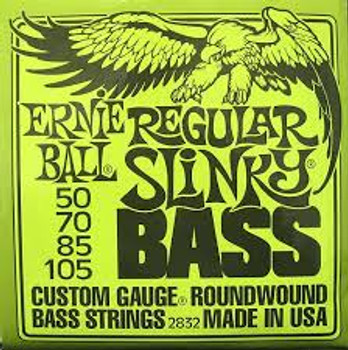 Ernie Ball Bass Strings Regular 50-105