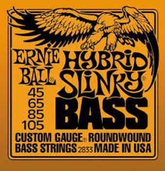 Ernie Ball Bass Strings Hybrid 45-105