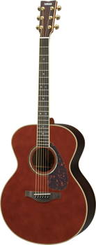 Yamaha LJ16-DT//ARE Acoustic/Electric Dark Tinted
