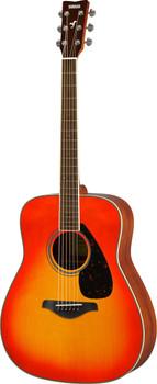 Yamaha FG820AB Acoustic Guitar Autumn Burst