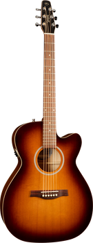 Seagull Entourage Rustic CW Concert Hall Q1T Acoustic/Electric
