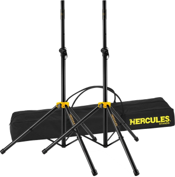 Hercules SS200BB Stage Series Speaker Stand Pair with Bag