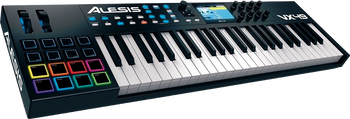 Alesis VX49 49-Note USB-MIDI Keyboard with Colour Screen and Aftertouch