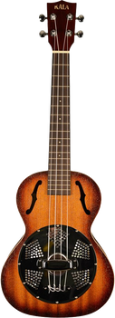 Kala KA-RES-CHR Resonator Chrome Tenor Ukulele