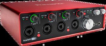 Focusrite Scarlett 18i8 2nd Gen Audio Interface