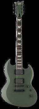 ESP LTD VIPER-401 Military Green Satin