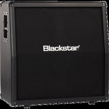 "Blackstar ID:412A Angled 4x12"" Guitar Speaker Cabinet"