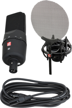 sE Electronics X1 Condenser Microphone Vocal Pack