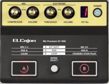 Roland EC-10M El Cajon Module Mic Processor