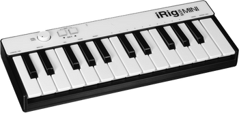 IK Multimedia iRig Keys Mini 25-Note MIDI Keyboard