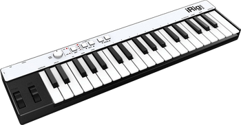 IK Multimedia iRig Keys 37-Note MIDI Controller
