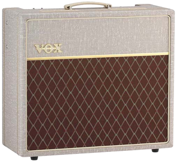 "Vox AC15HW1 Hand-Wired Greenback 15-watt 1x12"" Tube Combo"