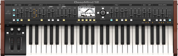 Behringer DeepMind 12 Polyphonic Analogue Synthesizer