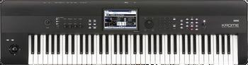 Korg Krome 73 Key Workstation Platinum