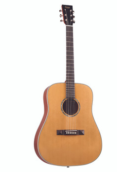 TASMAN TA200O-E O/M ACOUSTIC ELECTRIC W/CASE