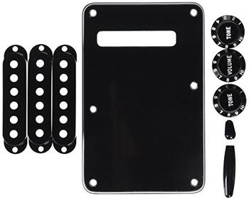 Fender Strat Accessory Kit - Black