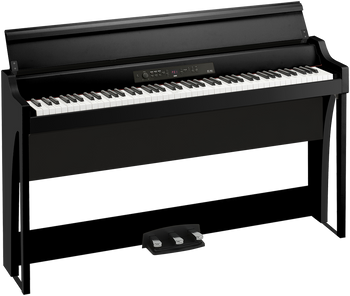 Korg G1 Air Black Digital Piano with Bluetooth