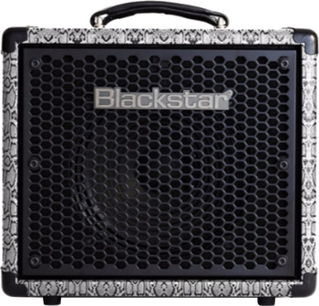 Blackstar HT Metal 1 Combo Amp Limited Edition Snakeskin