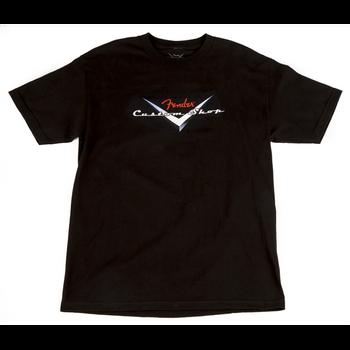Fender Custom Shop Original Logo T-Shirt XXL