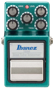 Ibanez Bass Tube Screamer Pedal