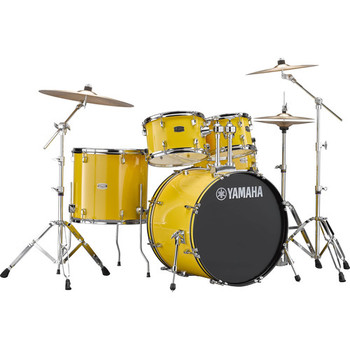 Yamaha Rydeen Drum Kit Mellow Yellow