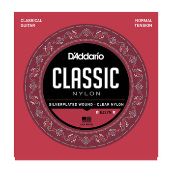 D'Addario EJ27N Classic Nylon