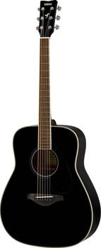 Yamaha FG820BL Acoustic Guitar Black