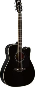 Yamaha FGX820C BL Acoustic/Electric Black