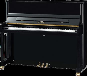 kawai k 300j 122cm upright acoustic piano keyboard corner kc 39 s rockshop. Black Bedroom Furniture Sets. Home Design Ideas