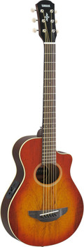 Yamaha APXT2EW LAB Thinline Acoustic/Electric Exotic Light Amber Burst
