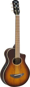 Yamaha APXT2EW TBS Thinline Acoustic/Electric Exotic Tobacco Brown Sunburst