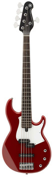 Yamaha BB235RR Broad Bass 5-String Raspberry Red